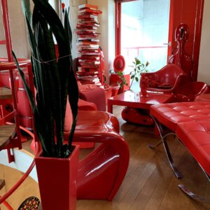 湘南スタジオ 2階リビング