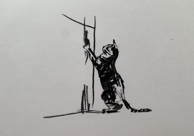 おーくん・あきらの絵本「GATITO」ページ16