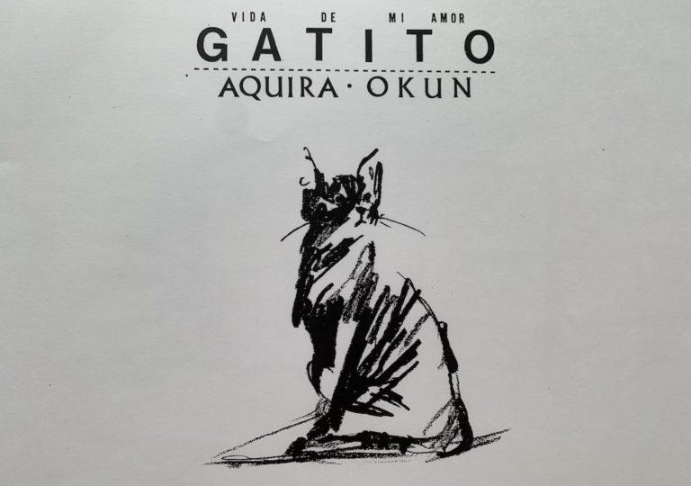 おーくん・あきらの絵本「GATITO」中表紙