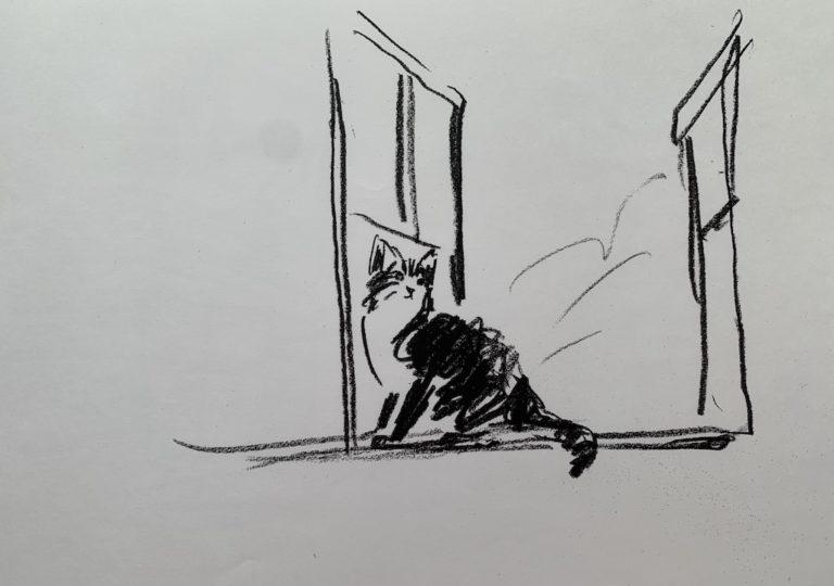 おーくん・あきらの絵本「GATITO」ページ27