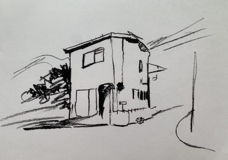 おーくん・あきらの絵本「GATITO」ページ1