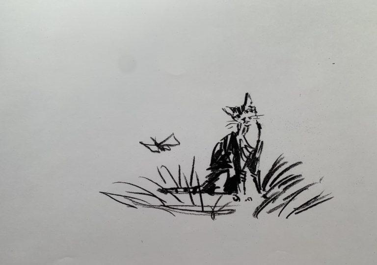 おーくん・あきらの絵本「GATITO」ページ33