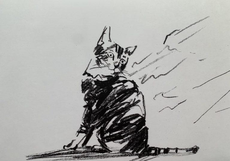 おーくん・あきらの絵本「GATITO」ページ40