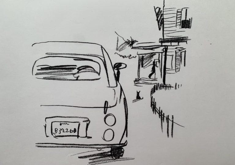 おーくん・あきらの絵本「GATITO」ページ5