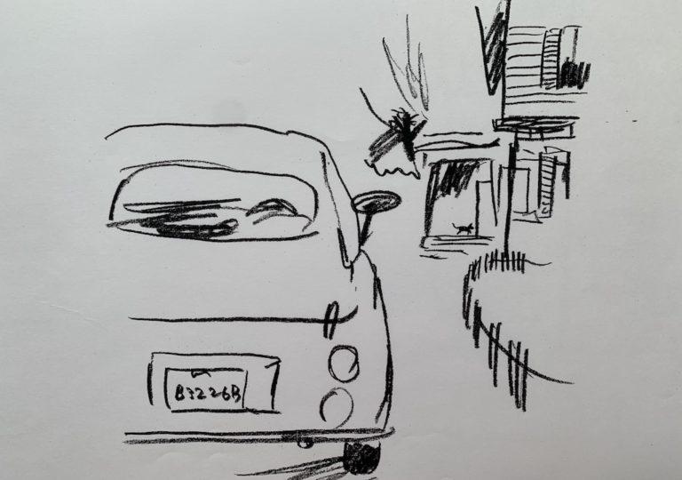 おーくん・あきらの絵本「GATITO」ページ6